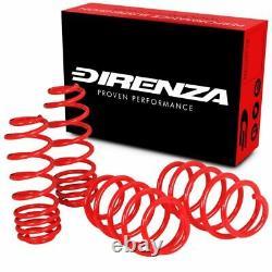 DIRENZA SPORT SUSPENSION LOWERING SPRINGS 35mm PEUGEOT 207 1.6 Turbo HDi HDiF W