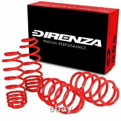 DIRENZA SUSPENSION RACE LOWERING SPRINGS 40mm SUZUKI SWIFT SPORT 1.6 NZ FZ 2012+