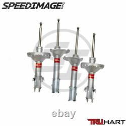 For 02-07 Subaru WRX & Impreza & WAX STI TruHart Lowering Sport Shocks Set For 4