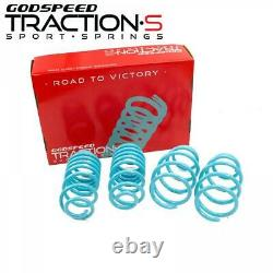 For Malibu 13-15 Lowering Springs Traction-S By Godspeed Performance Sport
