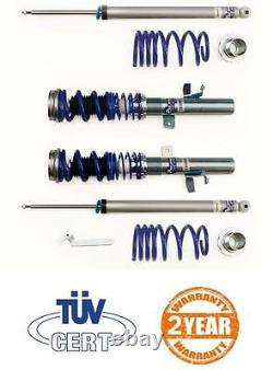 Ford Focus Mk3 Hatch 2011 onwards all EXC ST250 Prosport Coilover Lowering Kit