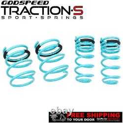 Godspeed Project Traction-S Lowering Spring For Mini Cooper Countryman 2011-2016