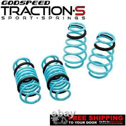 Godspeed Project Traction-S Lowering Springs For CHEVROLET CRUZE 08-16 ALL MODEL