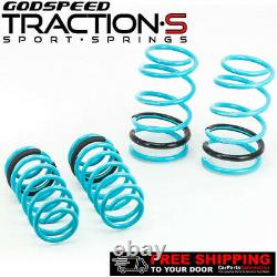 Godspeed Project Traction-S Lowering Springs For SCION XA XB 2004-2006 NCP31