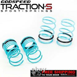 Godspeed Project Traction-S Lowering Springs For SUBARU IMPREZA WRX GD 2002-03