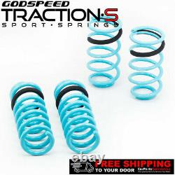 Godspeed Traction-S Lowering Springs For FORD MUSTANG 1994-98 LS-TS-FD-0006-B