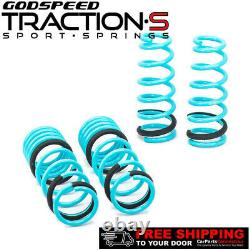 Godspeed Traction-S Lowering Springs For HONDA ACCORD 2003-2007 LS-TS-HA-0003-A