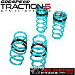 Godspeed Traction-S Lowering Springs For HONDA CIVIC 2006-2011 INCLUDE SI FG/FA