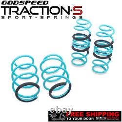 Godspeed Traction-S Lowering Springs For HONDA CIVIC FC 2016+UP LS-TS-HA-0021