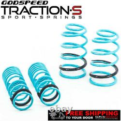 Godspeed Traction-S Lowering Springs For MAZDA 3 2003-2008 BK LS-TS-MA-0002