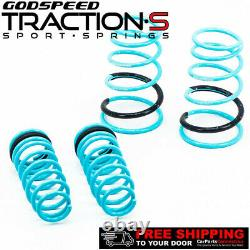 Godspeed Traction-S Lowering Springs For SCION TC 2005-10 ANT10 LS-TS-SN-0002