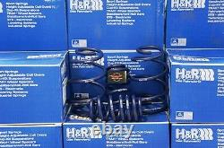 H&R LOWERING SPORTS SPRINGS for VW T5 T6 TRANSPORTER 40mm T26, T28, T30 & T32