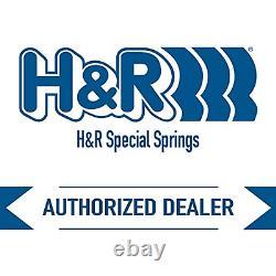 H&R Sport Lowering Springs For 2006-2021 Dodge Charger Challenger RT SRT Hellcat