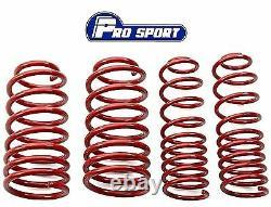 Pro Sport Lowering Springs 40mm Fits Vw Passat B5 Estate (97-00)