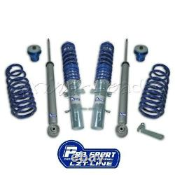 ProSport LZT Coilover Kit for VW Golf Mk4 FWD 1.8-2.8 +T/V5/VR6/SDi/TDi 8L 97-03