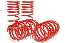 SKUNK2 Sport Shocks+Lowering Springs 88-91 Honda Civic/CRX EF