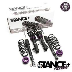 Stance+ SPC01134 Street Coilovers Ford Fiesta Mk7 Inc ST180 & ST200 2008-2017