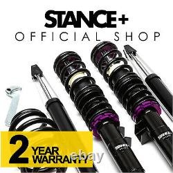 Stance Street Coilovers BMW 3 Series E46 Coupe & Saloon 2WD 316-330 1998-2006
