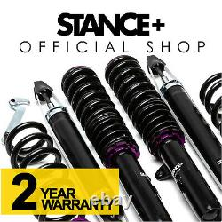 Stance+ Street Coilovers BMW 3 Series E90 Saloon 2WD 316-335 (2004-2011)