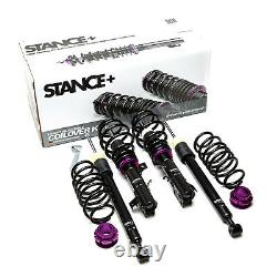 Stance Street Coilovers Ford Fiesta Mk7 1.0 1.25 1.4 1.5 1.6TDCi 2008-2017