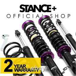 Stance+ Street Coilovers Ford Focus Mk1 Hatchback, Saloon inc ST 170 (1998-2004)