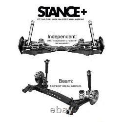 Stance+ Street Coilovers Kit Audi A3 1.6 1.8 2.0 TFSi TDi Sportback/Cabrio 8V