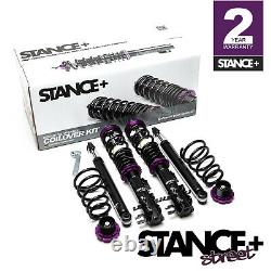 Stance+ Street Coilovers Kit Fiat Grande Punto + Evo 1.0-1.9 1.3D-1.9D 05-12 199