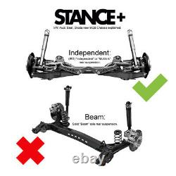 Stance+ Street Coilovers Kit Seat Leon Mk3 5F 2.0TSi TDi Man&DSG Hatchback Cupra