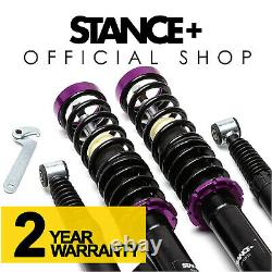 Stance Street Coilovers Peugeot 206 Hatchback 2.0 GTi HDi 180 RC 1998-2010