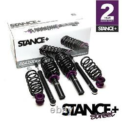 Stance+ Street Coilovers Suspension Kit Audi A5 B8 8T 2WD 3 Door Coupe 07-16