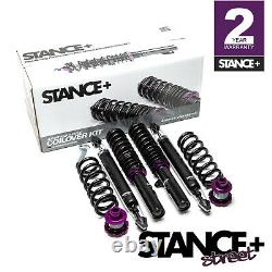 Stance+ Street Coilovers Suspension Kit BMW 3 Series E91 Touring Estate (All)