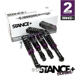 Stance+ Street Coilovers Suspension Kit BMW 5 Series (E60) Saloon (All Engines)