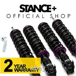 Stance Street Coilovers VW Golf Mk2 2WD 1.6 1.8 GTI G60 TD 19E 1G 1983-1992
