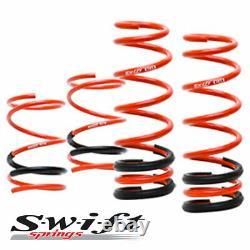Swift 4N907 Sport Lowering Springs for 2008-2015 Infiniti G37X SEDAN