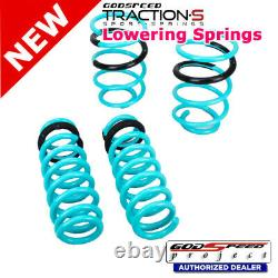 Traction-S Sport Springs For BMW 3 SERIES 06-11 E90 RWD Godspeed# LS-TS-BW-0002