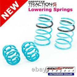 Traction-S Sport Springs For BMW 3 SERIES 1992-1998 E36 Godspeed# LS-TS-BW-0007