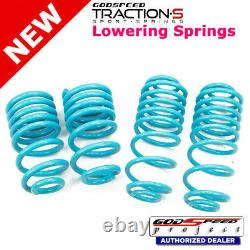 Traction-S Sport Springs For CHEVY TAHOE V8 2007-2014 Godspeed# LS-TS-CT-0004-B