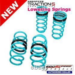 Traction-S Sport Springs For HONDA CIVIC 2006-2011 FG/FA Godspeed# LS-TS-HA-0008