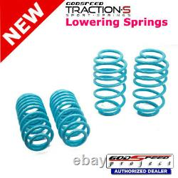 Traction-S Sport Springs For VW JETTA MK5 05-10 Godspeed# LS-TS-VN-0005