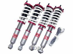 TruHart Streetplus Sport Coilovers for 01-05 Lexus IS300