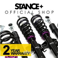 VW Transporter T5 Coilovers Stance+ Street Van T26 T28 T30 2WD 4WD (2003-2015)