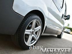 Vauxhall Vivaro 01-14 Genuine H&r 35mm Sport Lowering Suspension Spring Set Of 4