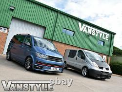 Vauxhall Vivaro 1419 Genuine H&r 35mm Sport Lowering Suspension Spring Set Of 4